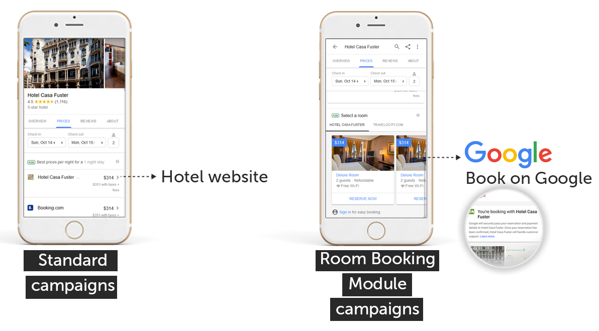 Room Booking Module